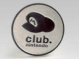 Club Nintendo Goodbye Coin