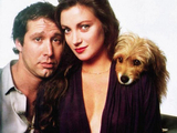 Chevy Chase, Jane Seymour and Benji star in Oh! Heavenly Dog