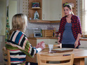 Can Lauren and Jane reach an agreement on how to handle the Max situation?