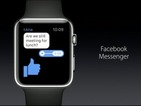 Facebook Messenger native app comes to the Apple Watch