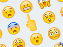 Future update brings new emoji, including that raised middle finger.