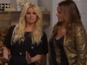 Was Jessica Simpson slurring on live TV?