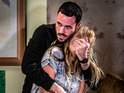 First look at the Corrie live episode and a furious outburst in the Dales.