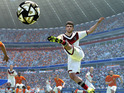 Slick passing and exclusive licences see Konami's footy game score a few past its rival.
