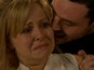 Corrie cover-up will push Sarah too far