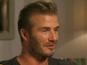 Beckham won't be James Bond, don't worry
