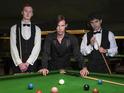 Snooker film centers on Steve Davis's '80s rivalry with Alex Higgins, played by Luke Treadaway.