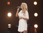 The X Factor Six Chair Challenge: Chloe Paige wows with a Capella 'Amazing Grace'