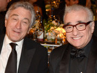 "Robert De Niro says Martin Scorsese might use ""Benjamin Button"" special effects for I Heard You Paint Houses"