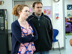 Fiz and Tyrone head to the hospital for Hope's important appointment.