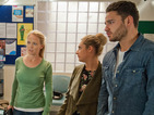 Vanessa opens up over her troubles in a heart-to-heart with Rhona.