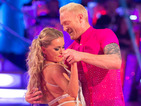 Strictly Come Dancing: Iwan Thomas and Ola Jordan are the first couple to exit