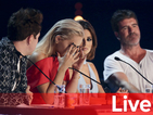 The X Factor 2015: The girls take on the Six Chair Challenge - live blog