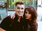 Hollyoaks pair reunite in adorable picture