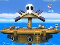 The Pirate Ship stage can now be purchased for the Wii U version of the game.