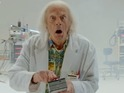Great Scott! Christopher Lloyd is back to save the world in a new teaser.