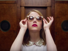 Emma Stone makes a glamorous appearance in new music video from Arcade Fire's Will Butler
