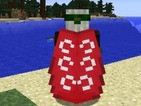 Check out Minecraft's new flying cape, which lets players soar above worlds