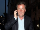 Piers Morgan signs a new deal with the Daily Mail website and says he has a bigger audience than CNN