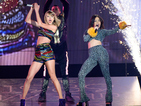 Taylor Swift brought Charli XCX on stage for a rendition of 'Boom Clap'