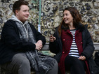 EastEnders spoilers: Newcomer Kyle befriends Stacey Branning in on-location filming pictures