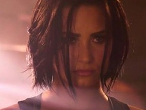 Demi Lovato's 'Confident' music video