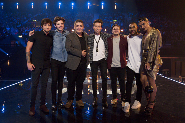 Who Is Nick Grimshaws One To Watch in The X Factor Boys!