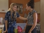Hollyoaks pics: Cleo confides in Holly