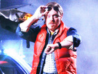 Watch Keith Lemon star in Back to the Future tribute titles