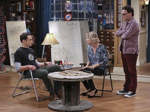 The Big Bang Theory season 9 episode 4 'The 2003 Approximation'