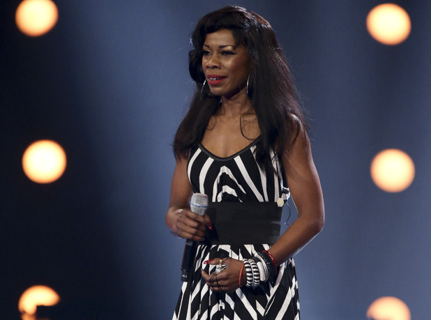 Bupsi at the X Factor Six Chair Challenge